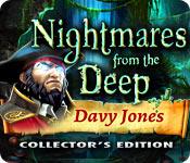 Кошмары из глубин. Дэйви Джонс. Коллекционное издание