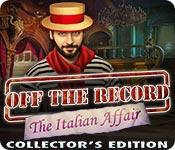 Не для печати. Итальянский роман. Коллекционное издание