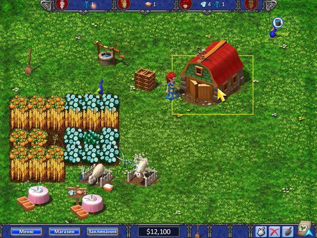 Скачать игру волшебная ферма на андроид.