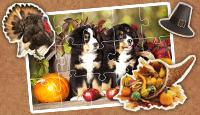 Праздничный пазл. День благодарения