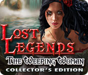 Забытые легенды. Плачущая женщина. Коллекционное издание