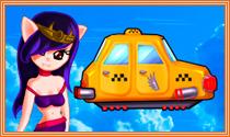 Небесное такси. Спасение принцессы