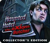 Проклятый отель 11. Маньяк отеля Axiom. Коллекционное издание