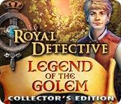 Королевский детектив 3. Легенда о Големе. Коллекционное издание