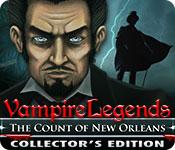 Легенды о вампирах 3. Граф из Нового Орлеана. Коллекционное издание