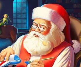 Фабрика Деда Мороза. Нонограммы