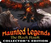 Легенды о призраках 10. Черный ястреб. Коллекционное издание