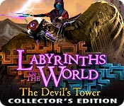 Лабиринты мира 6. Башня дьявола. Коллекционное издание