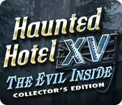 Проклятый отель 15. Зло внутри. Коллекционное издание