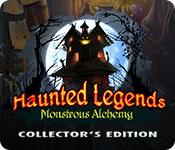 Легенды о призраках 12. Алхимия монстров. Коллекционное издание