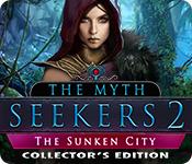 Искатели мифов 2. Затонувший город. Коллекционное издание